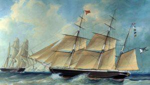 Schiffsportraets - das Kapitaensbild