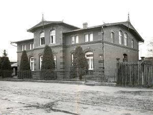 Villa Teetz 1927