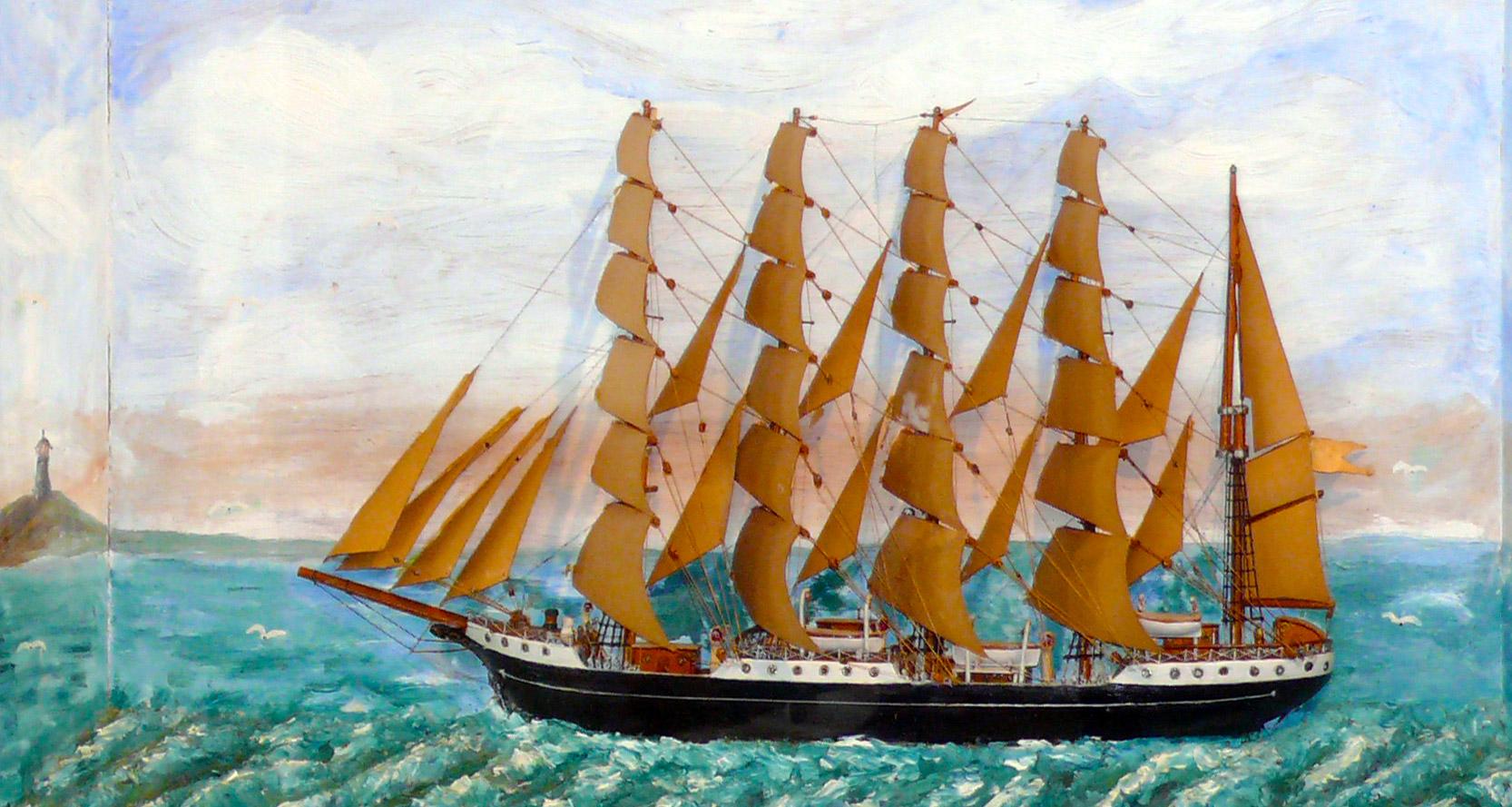 Schulschiff København