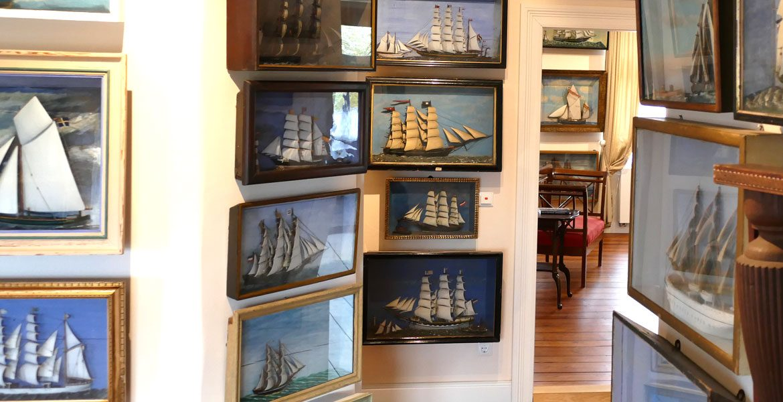 Kunst der Seeleute
