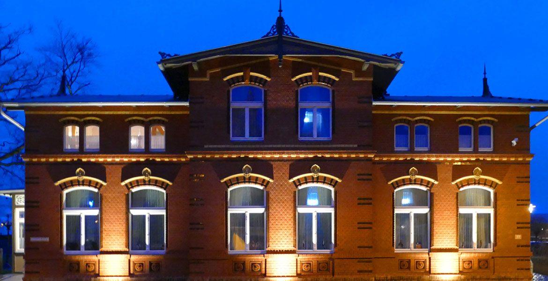 Das Museumsgebäude