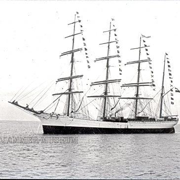 Die Segelschulschiffe des Norddeutschen Lloyd